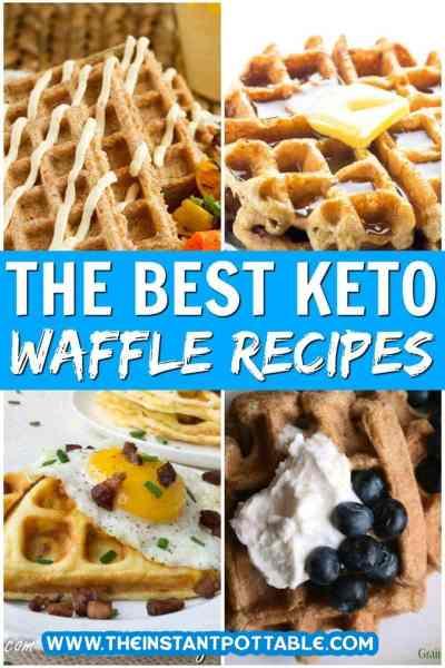 keto-waffles - recipes