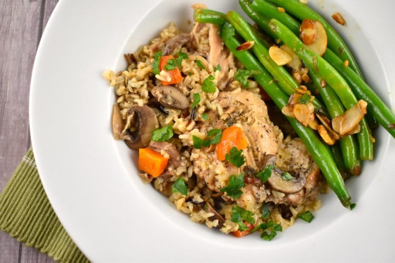 instant-pot-chicken-and-rice