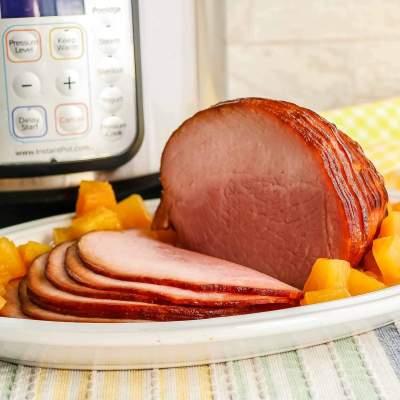 Instant Pot Boneless Ham-Feature-Image