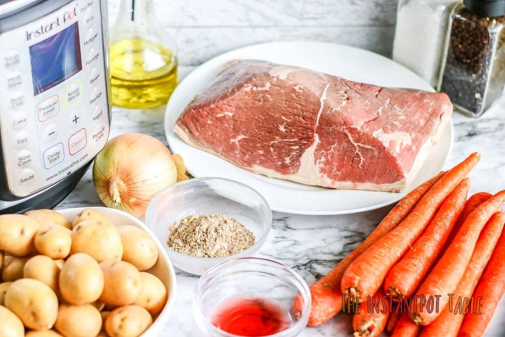Instant-Pot-Pot-Roast-Ingredients