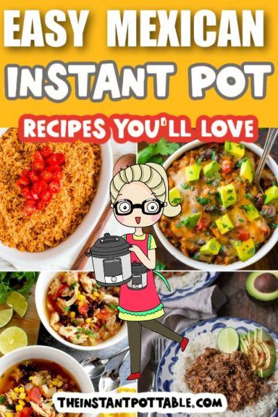mexican instant pot recipe