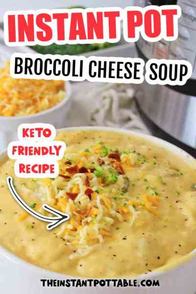KETO-BROcoli-CHEESE-soup in a white bowl