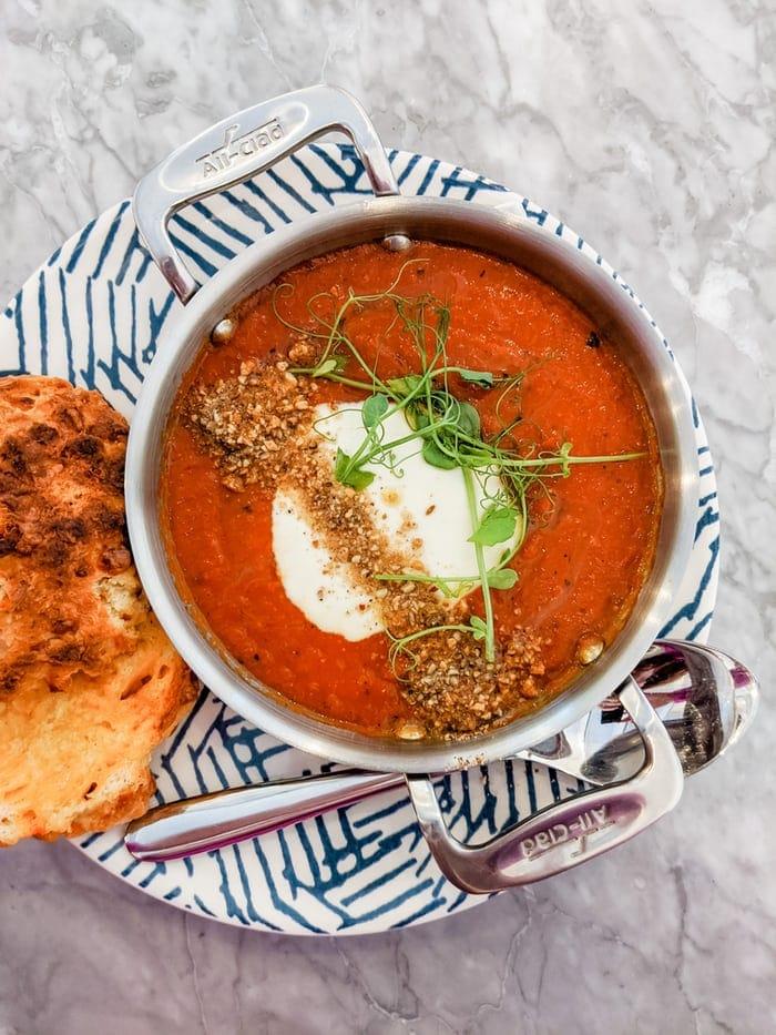 instant pot tomato soup recipe