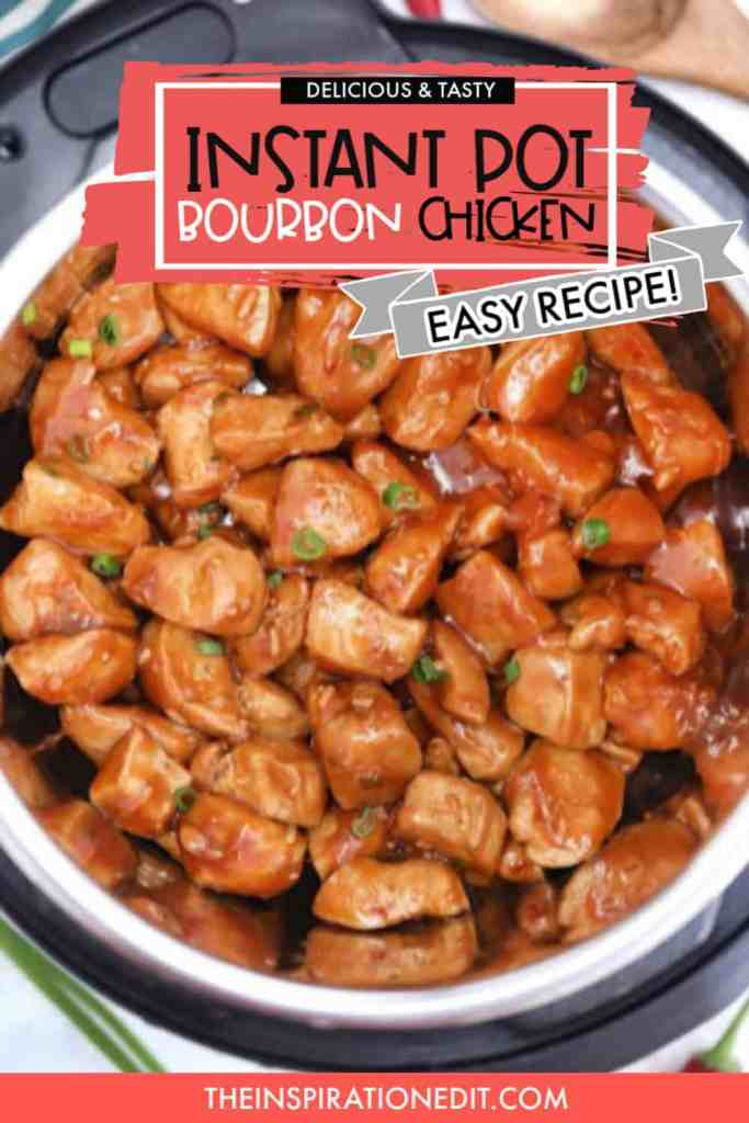 instant pot bourbon chicken better than takeout
