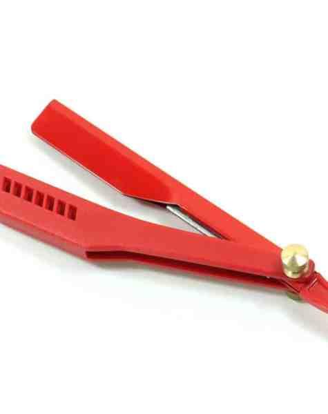 Shaving Razor Red