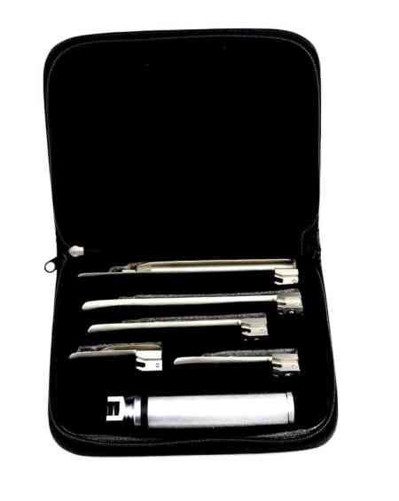 Miller Laryngoscope Set 5 Blades