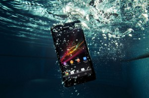 Sony_Xperia_water proof