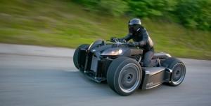 The World's Most Expensive Quad - Lazareth Wazuma V8F - Bike Rider