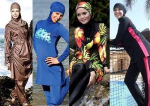 burkini styles