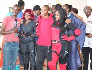 Naiccon 2014 costumes group
