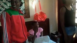 Janet Wanja Room