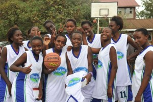 Kenya Secondary School Sports action, teams headed to nationals