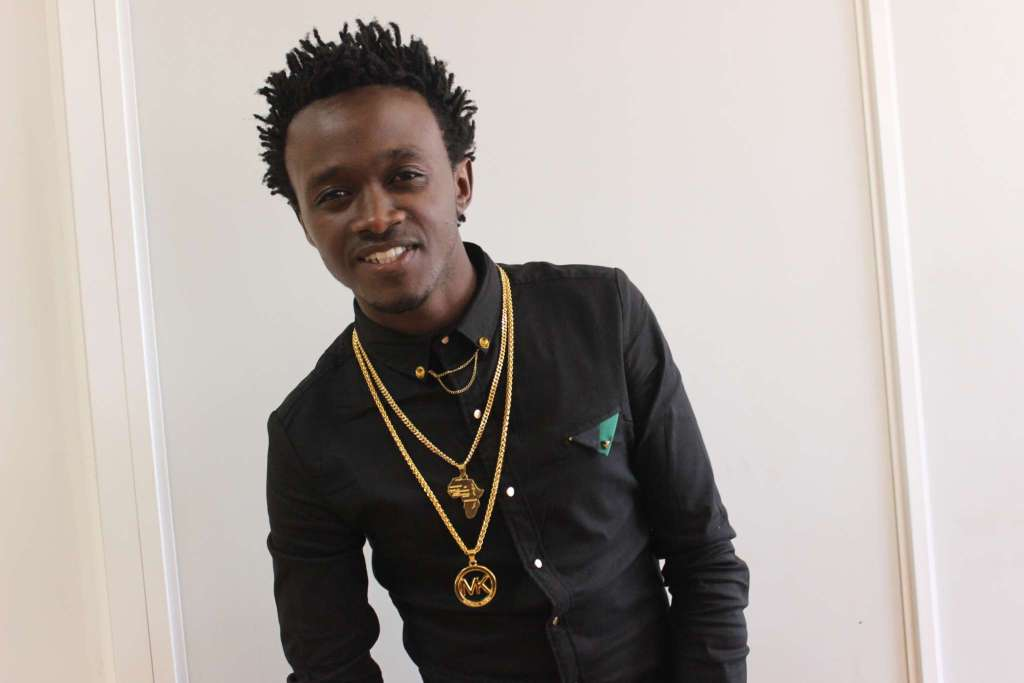 Bahati: I am way beyond Groove Awards anyway