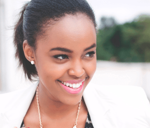 Sharon Mundia and Hubby Lonina share intimate pics of their pregnancy shoot