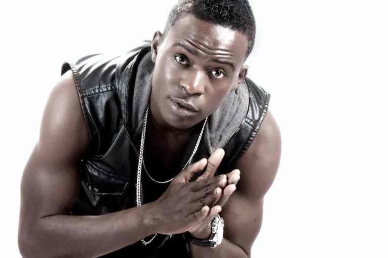 Shocker: Willy Paul launches his latest track at a night club!