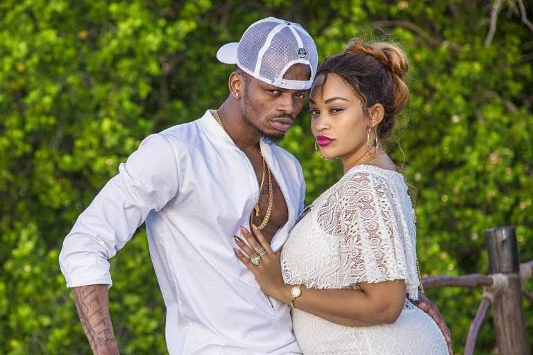 Trouble in Zariamond land: Did Diamond post this cryptic message for Zari?