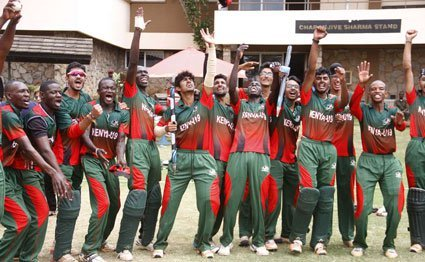 Well in Lads: Kenya qualify for the Cricket U-19 World Cup
