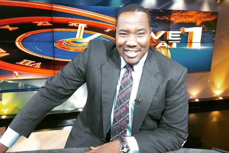 Willis Raburu quits Citizen TV?