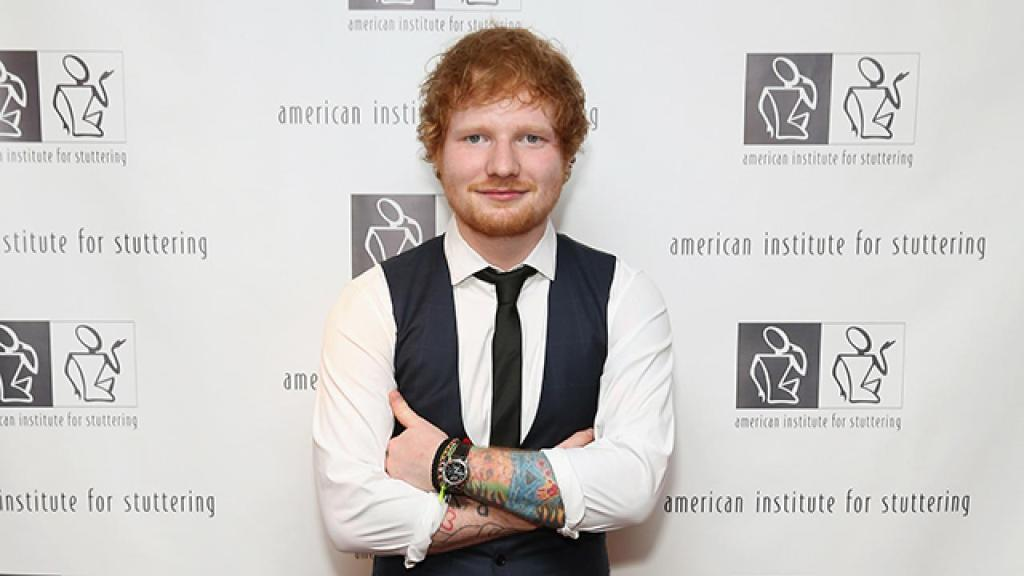 Oh no! Ed Sheeran taken to hospital after being hit by car