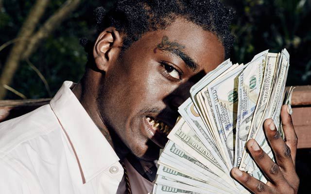 "It's Halloween! And Kodak Black has a new song called ""Halloween"""