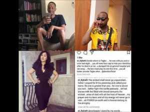 Caroline-Danjuma-Instagram-300x183 Davido accused of Murder by follower and deceased girlfriend
