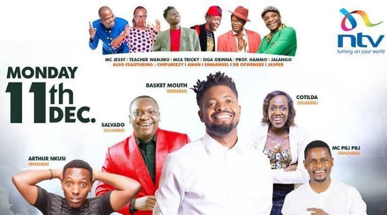 Yass! The Laugh Festival 2- bigger and better this year