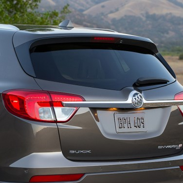 2016 Buick Envision Rear