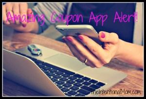 Frugal Tip: SnipSnap Coupon App