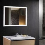Trends For Bathroom Mirrors With Led Lights Wallpaper Home Decor S