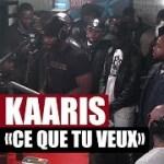 KAARIS – Ce que tu veux (English lyrics)
