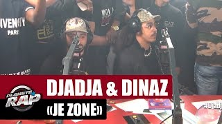 DJA DJA & DINAZ – Je zone (English lyrics)