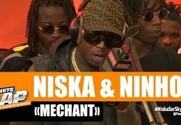 NISKA – Méchant (English lyrics)