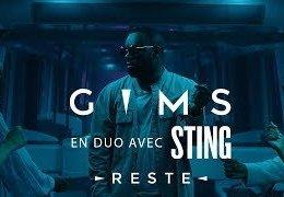 MAITRE GIMS – Reste ft. STING (English lyrics)