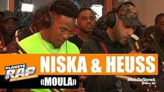 NISKA – Moula ft HEUSS L' ENFOIRE (English lyrics)