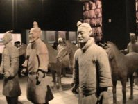 Terracotta Warriers