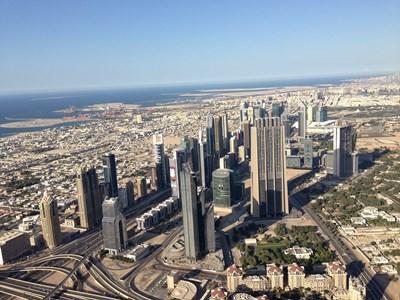 Rotating Tower, Dubai, UAE