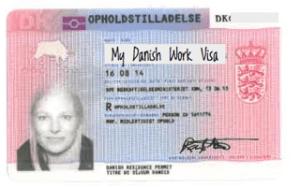 My Danish Work Visa