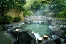 Natural hot spring in Hakone – Getty Images & Flickr