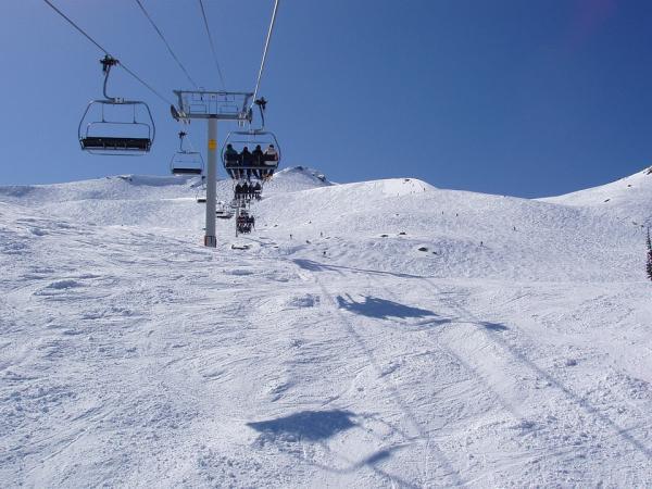 skilift in france