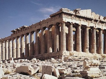 Pathenon - Greece