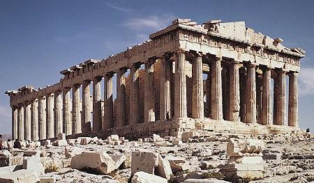 Pathenon - Greece