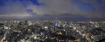 Illuminated Skyline of Tokyo – inefeckt69 – Flickr