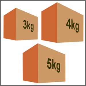 box-weight