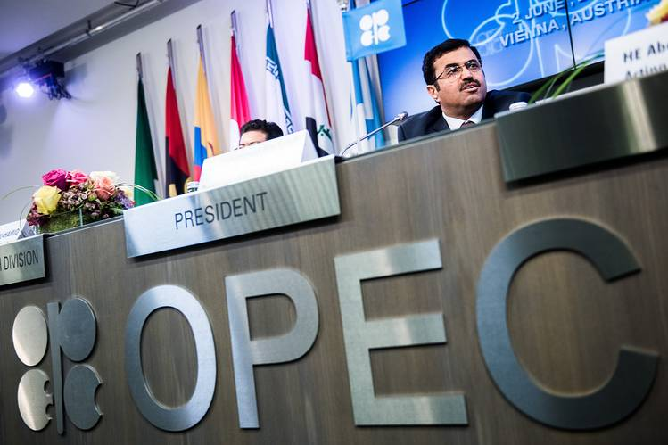 Oil wipes out OPEC-inspired gains with break below $50/bbl