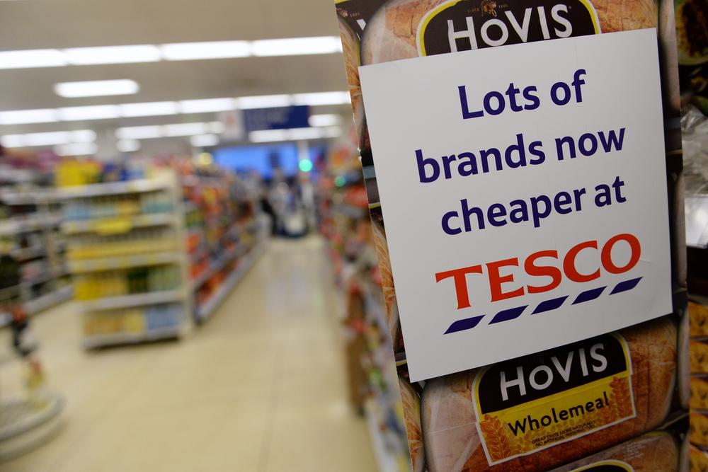 Tesco to cut 1100 jobs in Cardiff