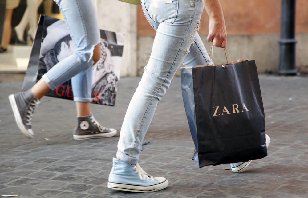 Zara owner Inditex posts strong profit rise