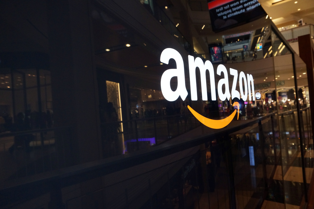 Amazon stock falls as profit declines 77%