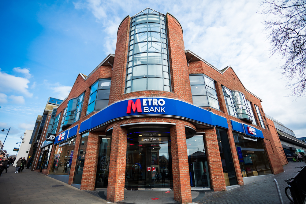 Metro Bank disappoints despite record deposit growth