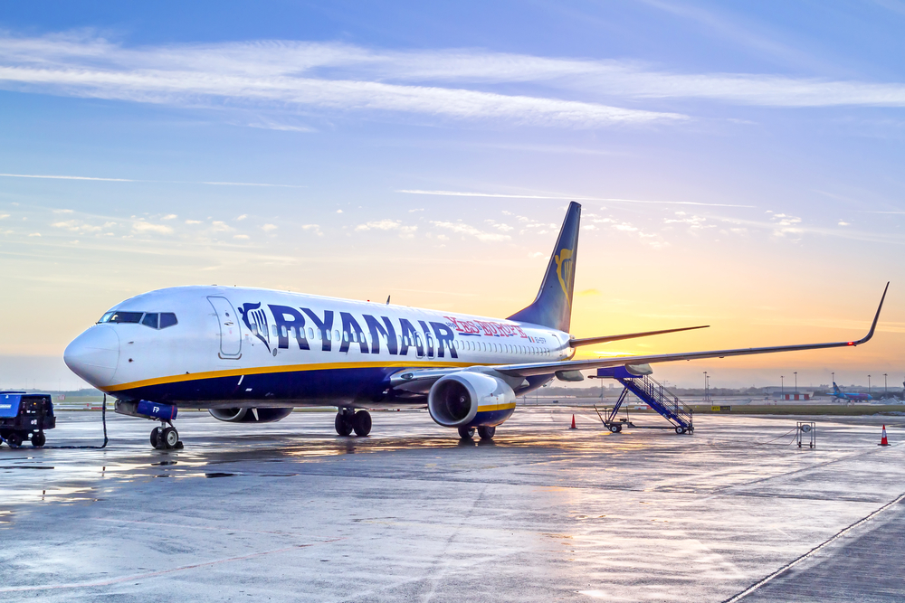 Early Easter drives up profits at Ryanair