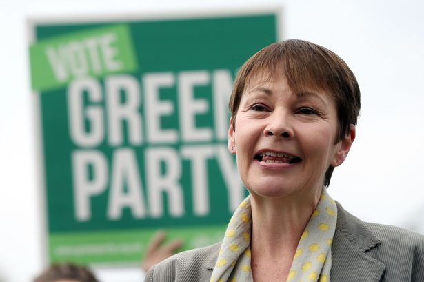 Green Party unveil plans to create a 'confident and caring country'